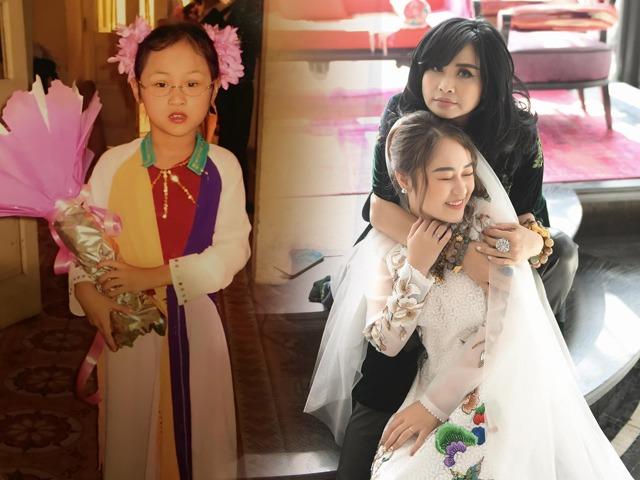 Con gái Thanh Lam đẹp từ trong trứng nước, giờ cưới chồng tuổi 24 mang đậm khí chất tiểu thư