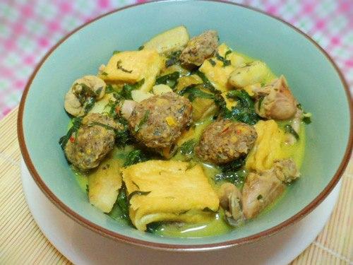 4 món om chuối đậu tuyệt ngon, nóng hổi, ăn với cơm ngày lạnh tốn vô cùng - 1