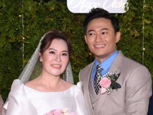 Chân dung nữ đại gia vừa làm đám cưới với diễn viên Quý Bình