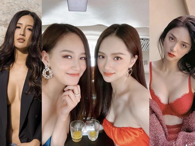 Khi 2 Hoa hậu có cặp tuyết lê ngoại cỡ gặp nhau, CĐM phân vân không biết nên chọn ai