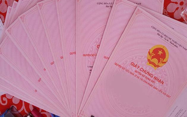 3 loại giấy tờ bắt buộc phải có khi sang tên sổ đỏ năm 2021