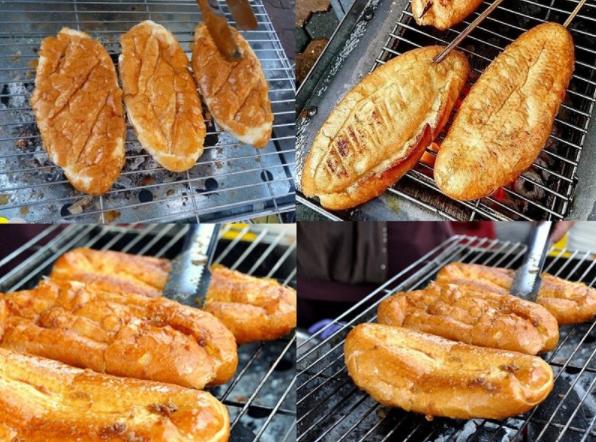 Cách làm bánh mì nướng muối ớt thơm ngon tại nhà cực đơn giản - 10