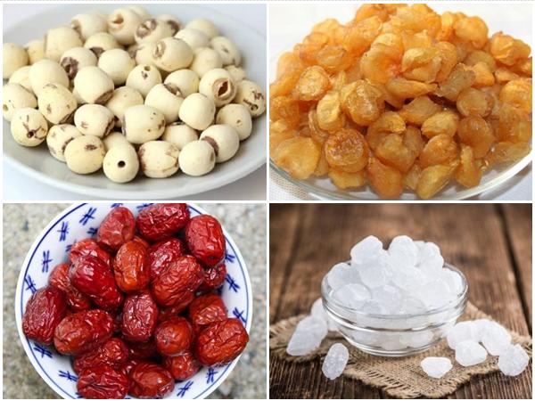 3 Cách nấu chè hạt sen long nhãn thơm ngon ngọt mát bổ dưỡng - 7