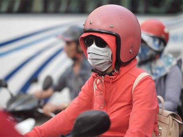 Ô nhiễm không khí – kẻ thù âm thầm tấn công làn da