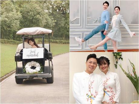 3 đám cưới của MC nhà đài trước thềm năm mới: Người cưới xong dân tình mới biết
