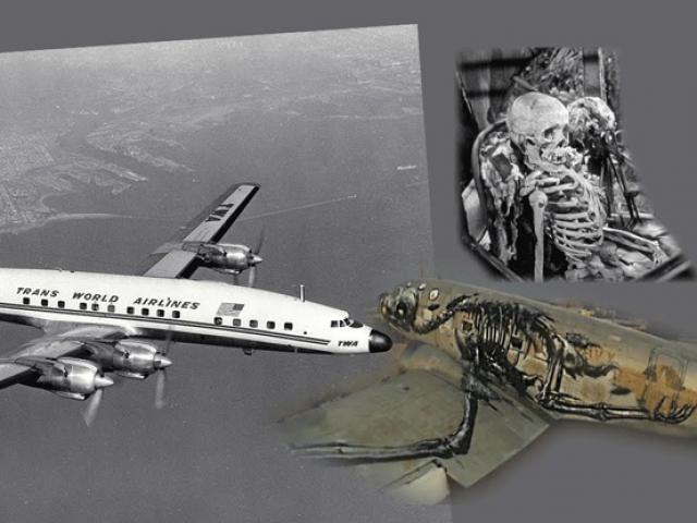 Bí ẩn chuyến bay mất tích suốt 35 năm, khi hạ cánh mọi hành khách đều đã thành hài cốt