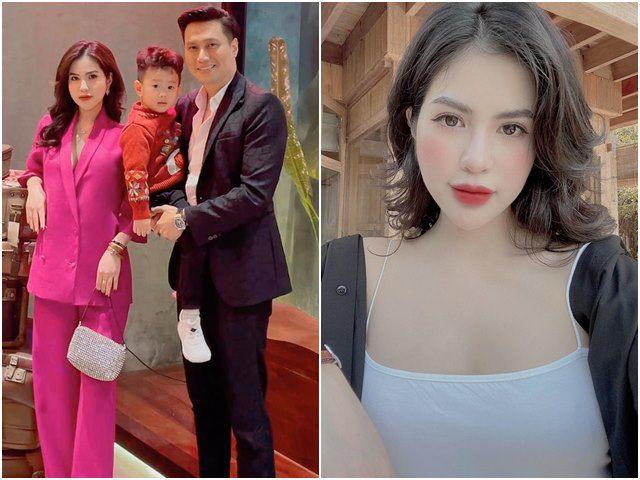 Vợ cũ bế con trai đi gặp Việt Anh, tiết lộ năm sau sinh thêm con gái