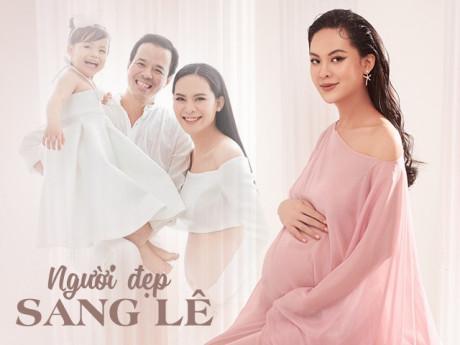 Mỹ nữ Phú Yên bỏ showbiz về sinh liền 2 con, chồng doanh nhân nổi tiếng thành bà vú