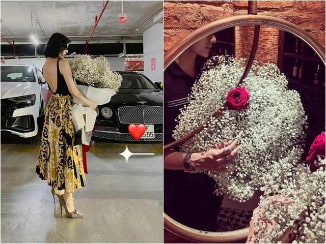 Sao Việt 24h: Mới ly hôn 3 tháng, Lệ Quyên kỷ niệm 1 năm bên tình trẻ kém 12 tuổi