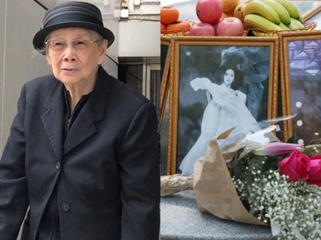 17 năm ngày mất Mai Diễm Phương, vợ chồng anh trai đến tưởng niệm, mẹ đẻ không xuất hiện