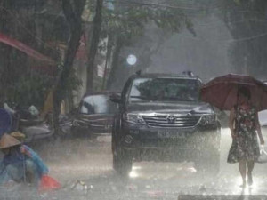 Bão số 8 cường độ mạnh sắp vào biển Đông, miền Bắc mưa tầm tã những ngày tới