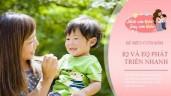 Hành động này có ở trẻ sơ sinh càng sớm, ngụ ý não phát triển hơn các bé cùng tuổi