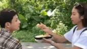 Khả Ngân - Thanh Sơn 'tình bể bình' trong hậu trường hút view 'khủng'