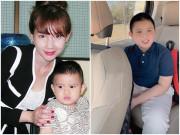 Làm mẹ - Mất quyền nuôi dưỡng, MC Quỳnh Chi 6 năm ngắm ảnhcon, bé giờ cao lớn, sống tốt ởMỹ