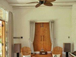 Con trai cải tạo nhà cấp 4 siêu nhỏ thành villa nghỉ dưỡng cho mẹ