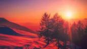 Vì sao bầu trời chuyển sang màu đỏ lúc hoàng hôn?
