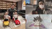 2 con trai Thành Trung lớn vụt trong nhà 18 tỷ, chị cùng cha khác mẹ gửi thư xúc động